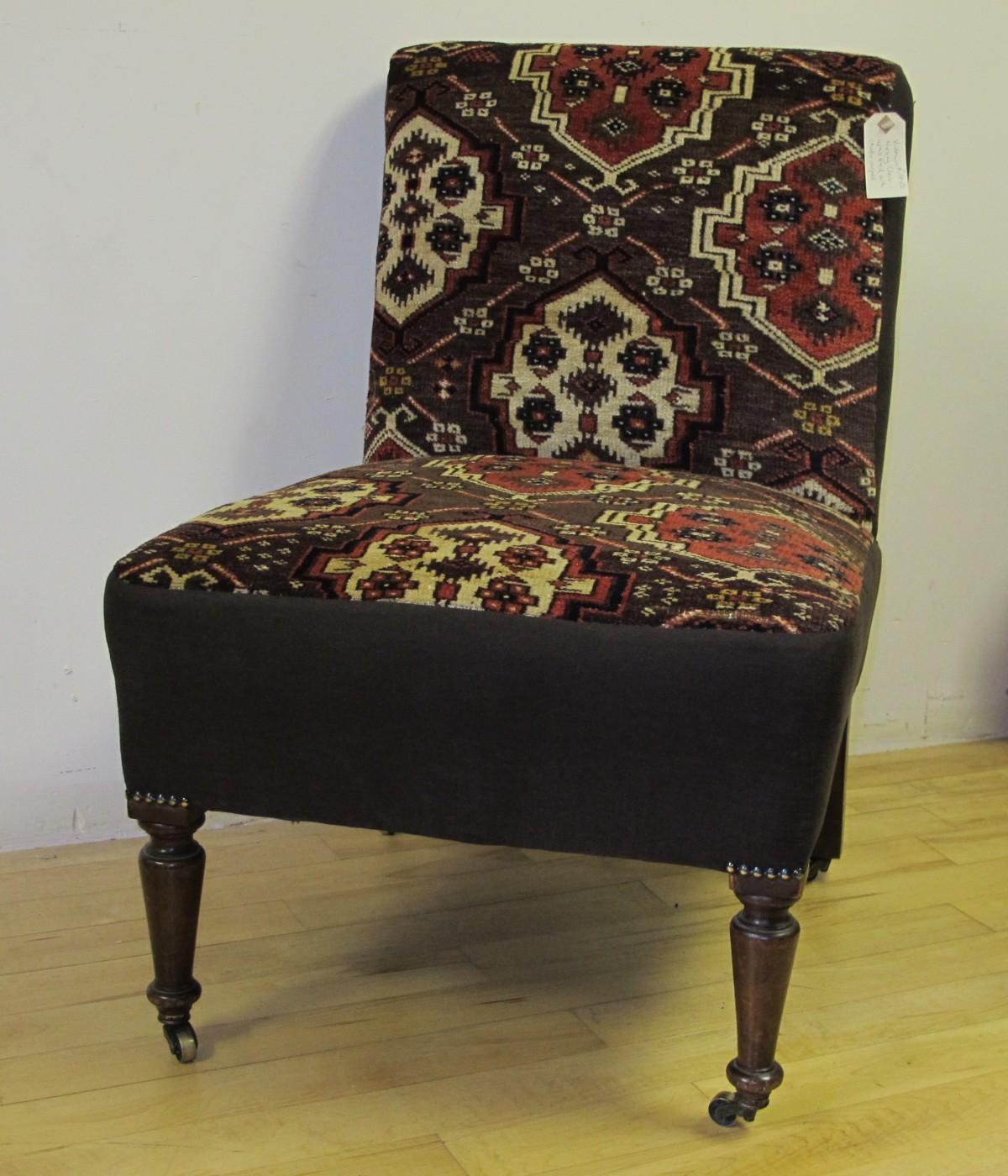Antique nursing chair - Victorian Nursing Chair