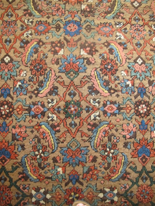 Exceptional Bakshaish Gallery Carpet