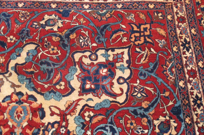 Very Fine Isfahan Carpet