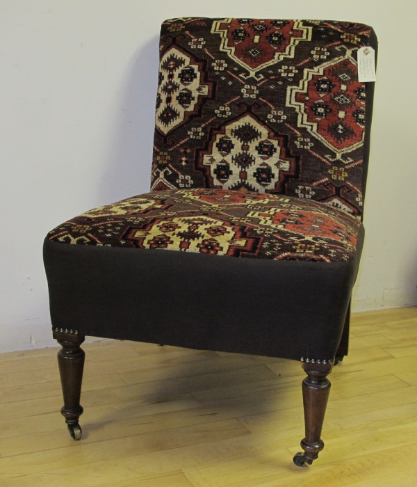 Victorian Nursing Chair