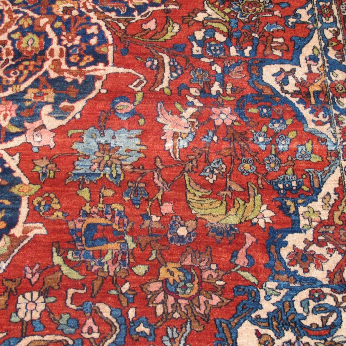 Exceptional Isfahan Carpet