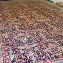 Image of Glorious Fine Tabriz Carpet