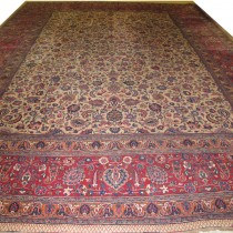 Image of \'Saber\' Mashad Carpet