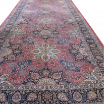 Image of Massive Meshed Corridor Carpet