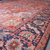 Image of Fine Heriz Carpet
