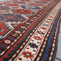 Image of Karabagh Rug with Memling Guls