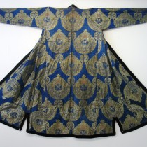 Image of Silk Brocaded Coat, Uzbekistan