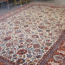Image of Fine Persian Keshan Carpet