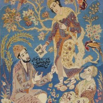 Image of Fine Isfahan Rug