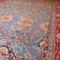 Image of Fine Kirman Carpet, Persia