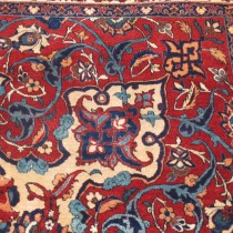Image of Very Fine Isfahan Carpet