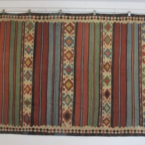 Image of Dramatic Persian Kilim