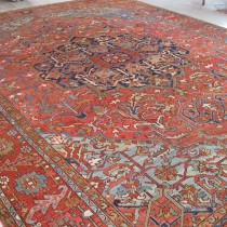 Image of Large Heriz Carpet