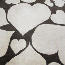 Image of 'Hearts' Carpet by Vivienne Westwood