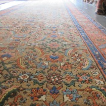 Image of Exceptional Bakshaish Gallery Carpet