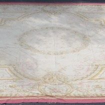 Image of Massive Aubusson Carpet