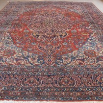 Image of Exceptional Isfahan Carpet